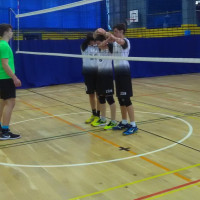 Volejbal IV. kategorie - HOŠI - Černošice 2019