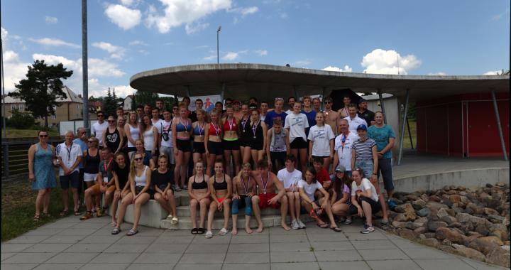 Finále Poháru v plážovém volejbalu ovládla pražská gymnázia!