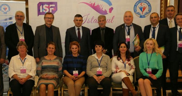 Foto: Delegáti evropských zemí ISF jednali v Istanbulu