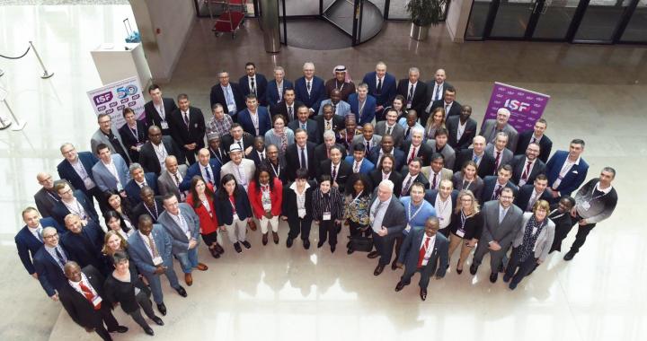 Foto: ISF General Assembly: Soutěže ISF 2020