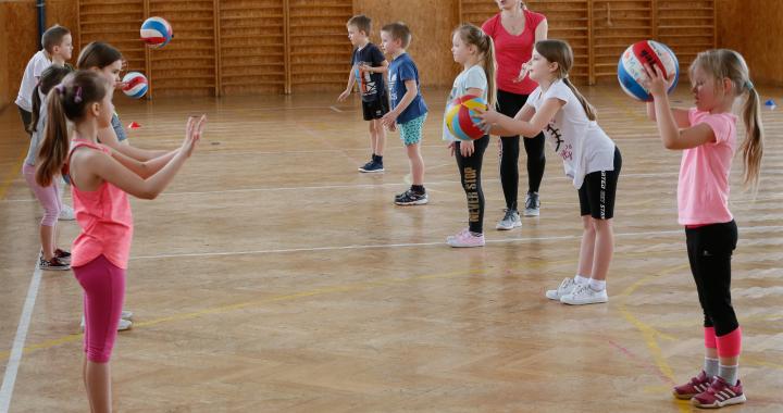 Foto: Projekt Sportuj ve škole byl pozastaven